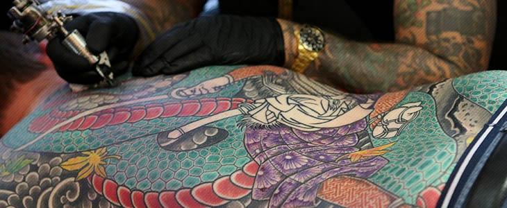Tattoo Irezumi