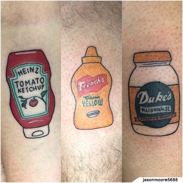 Tatuaggio Famiglia Salse