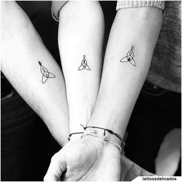 Tatuaggio Famiglia Simbolo