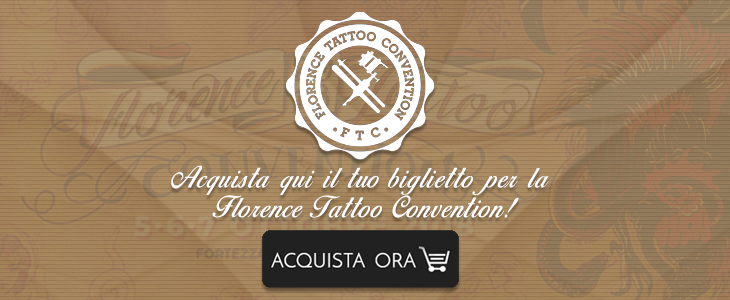 firenze tattoo convention biglietti
