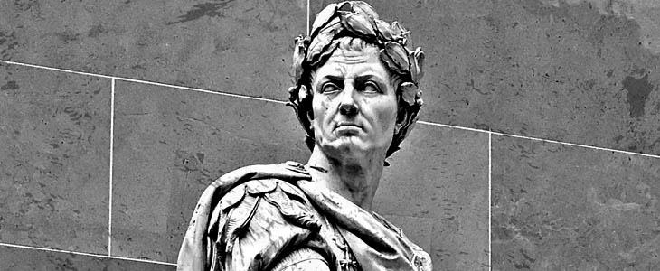Veni vi a vici Giulio Cesare