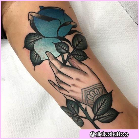 tatuaggi rosa
