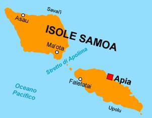 Isole Samoa