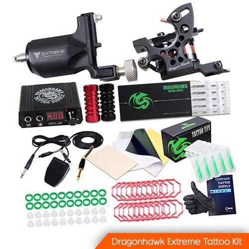 kit tattoo dragonhawk