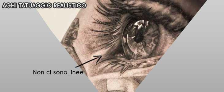 info grafica aghi tatuaggio realistico