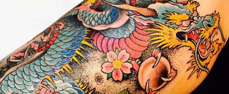 storia tatuaggio giapponese