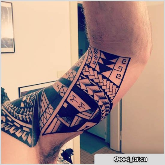 tatuaggio maori