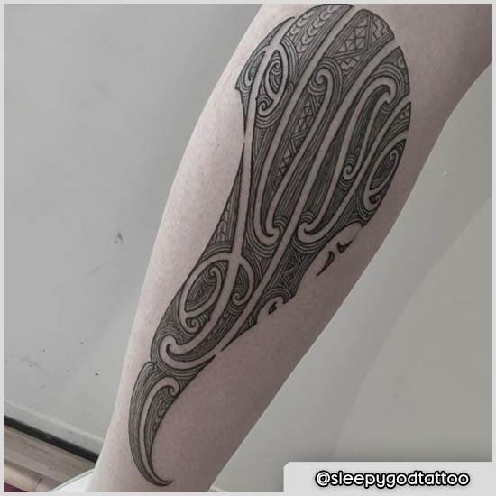 tattoo maori tradizionale