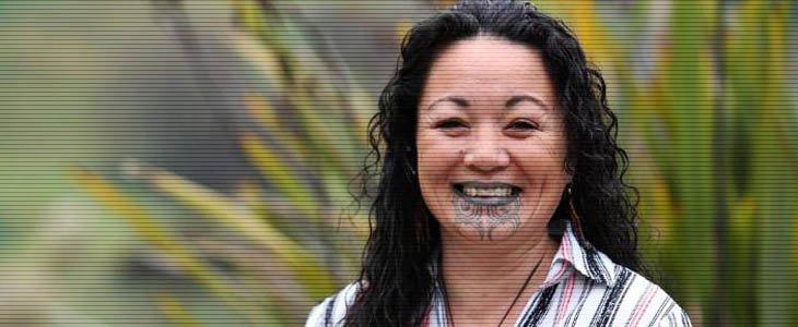 tattoo maori donna