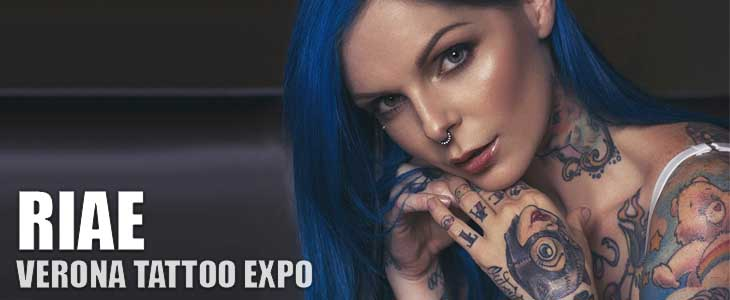 Verona Tattoo Expo Riae