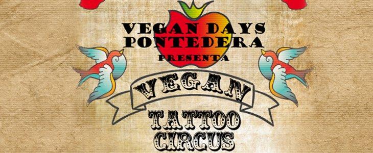 Pontedera Vegan Tattoo Circus