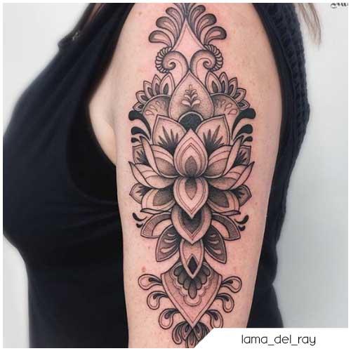 geometrico tattoo