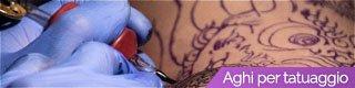 Guida Aghi per tatuaggio