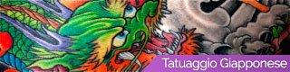 Tatuaggio Giapponese - Irezumi