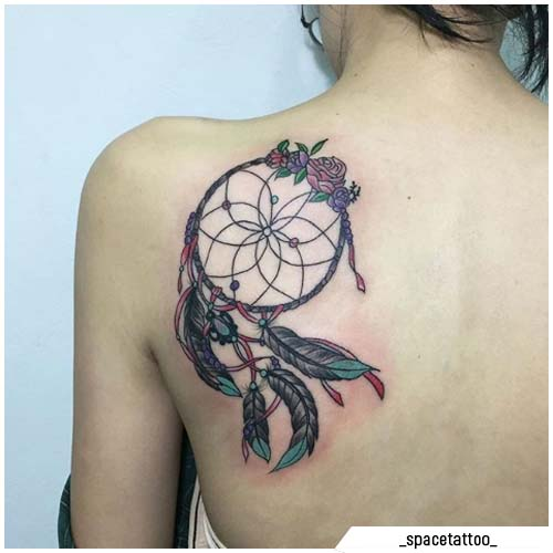 atraparsueños tatuajes