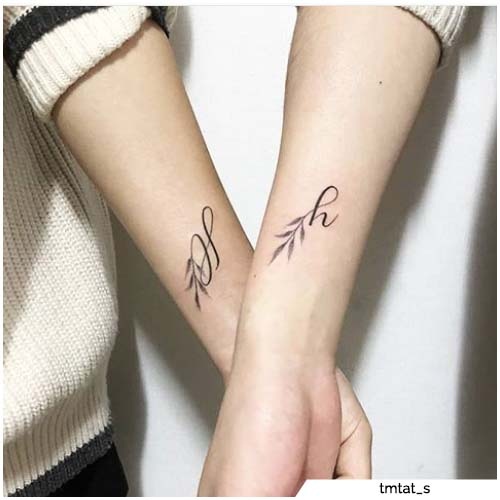 tatuajes de letras par