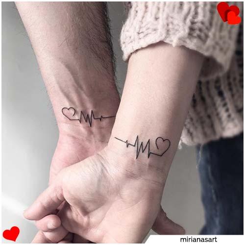 Matrimonio Tema Tatuaggi : Tatuaggi di coppia significati e oltre idee per tattoo di coppia
