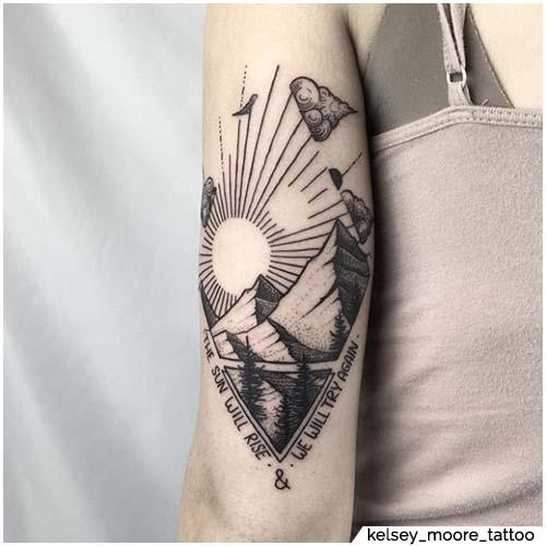 tatuaggio alba