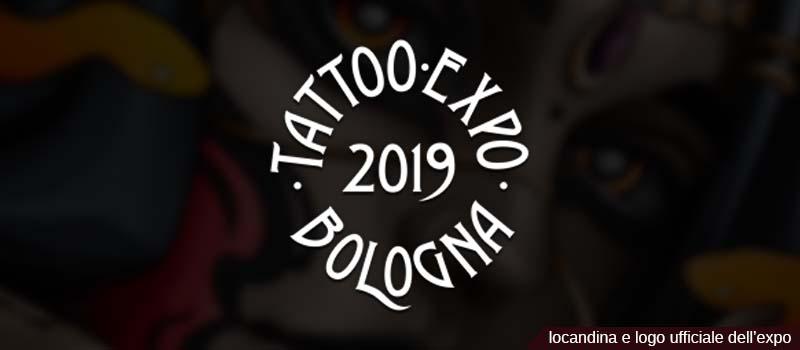 bologna tatto expo locandina 2019