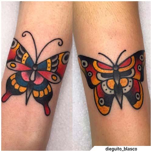 mariposas tradicionales