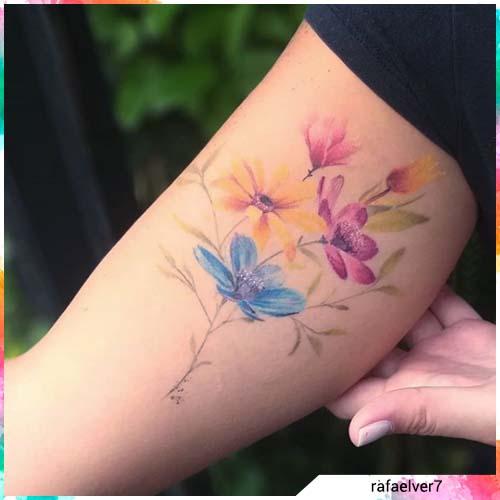 fiorellini braccio