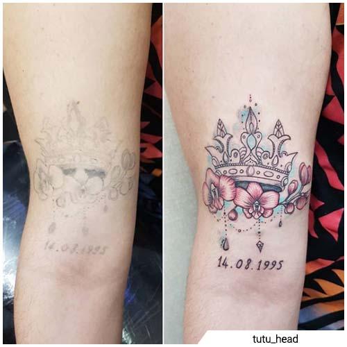 mismo tatuaje