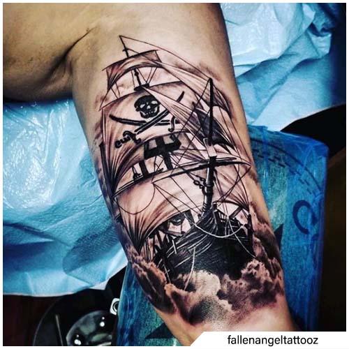 veliero pirata