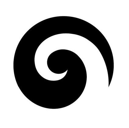 koru simbolo maori