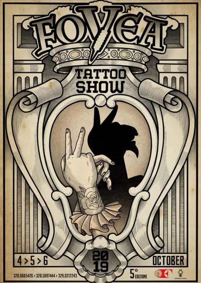 locandina fovea tattoo show