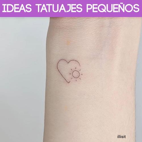 Ideas tatuajes pequeños