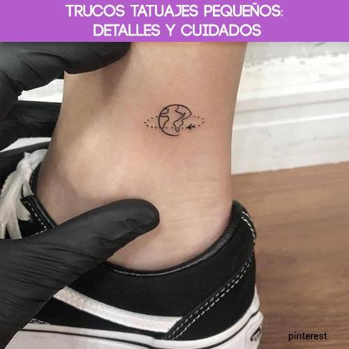 Trucos Tatuajes pequeños
