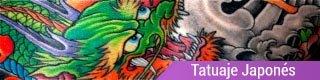 Tatuaje Japonés - Irezumi