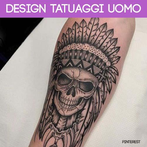 design tatuaggi uomo