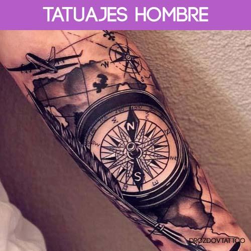 tatuajes hombre