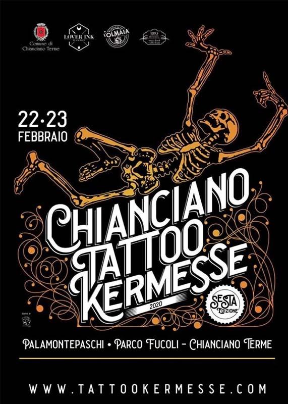 Chianciano Tattoo Kermesse 2020